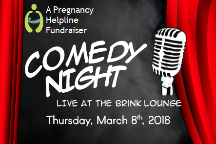 Comedy Night at The Brink Lounge